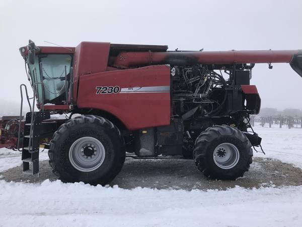 2012 Case IH 7230 Harvesting #YCG216620 Worthington Ag Parts