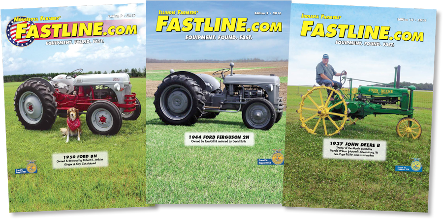 Fastline Covers
