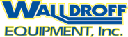 WALLDROFF FARM EQUIPMENT, INC. Logo