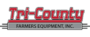 TRI-COUNTY FARMERS EQUIPMENT Logo