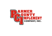 PARMER COUNTY IMPLEMENT CO. Logo