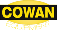 COWAN EQUIPMENT Logo