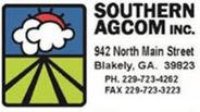 SOUTHERN AGCOM INC. Logo