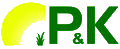 P & K EQUIPMENT Logo