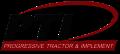 Progressive Tractor & Imp Co Logo