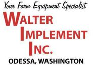 WALTER IMPLEMENT, INC Logo