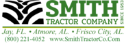 SMITH TRACTOR CO., INC. Logo