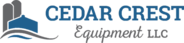 CEDAR CREST EQUIPMENT Logo