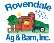 Rovendale Ag and Barn Logo