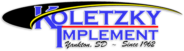 KOLETZKY IMPLEMENT INC. Logo