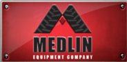 MEDLIN EQUIPMENT Logo