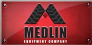 MEDLIN EQUIPMENT Logo