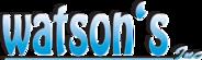 WATSONS INC. Logo