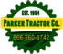 PARKER TRAC. & IMPL. CO. INC. Logo
