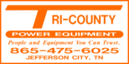 TRI-COUNTY POWER EQUIPMENT Logo