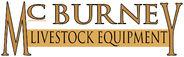 MCBURNEYS LIVESTOCK EQUIPMENT Logo
