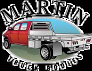 MARTIN TRUCK BODIES, INC. Logo