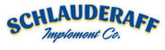 SCHLAUDERAFF IMPLEMENT CO. Logo