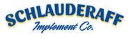 SCHLAUDERAFF IMPLEMENT CO. Logo