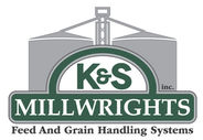 K&S Millwrights South Logo