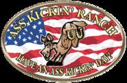 Ass Kickin' Ranch Logo