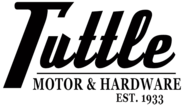 TUTTLE MOTOR CO. Logo