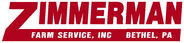 Zimmerman Farm Service Inc. Logo