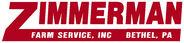 Zimmerman Farm Service Inc. Logo