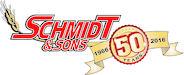 SCHMIDT & SONS Logo