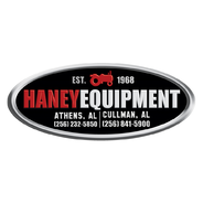 HANEY EQUIPMENT CO. Logo