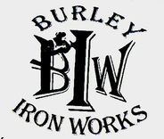 BURLEY IRON WORKS Logo
