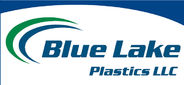 BLUE LAKE PLASTICS Logo