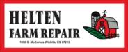 Helten Farm Repair Logo