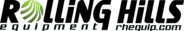 Rolling Hills Equipment Logo