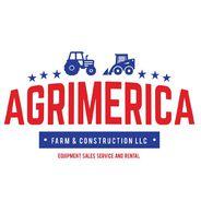 Agrimerica Farm & Construction, LLC. Logo