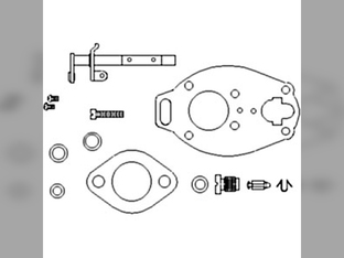 Carburetor, Kit, Basic