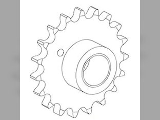 Sprocket, Countershaft Drive