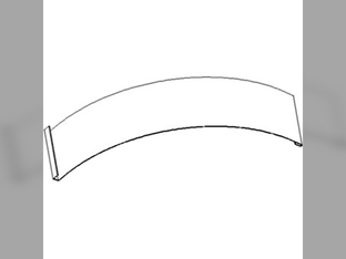 Concave, Filler Plate