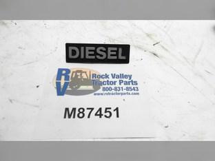 Medallion-diesel