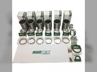Engine Rebuild Kit - Less Bearings - ESN 200000-later - Rod RE535555 John Deere 8320T 6081 8520T 8220 8220T 9560 STS 8320 4920 8120 8520 8420 8420T 8120T