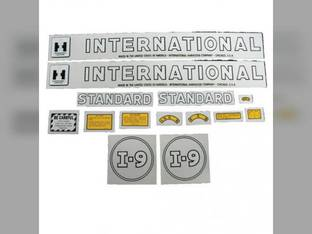 Decal Set International I9