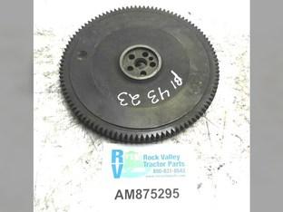 Flywheel-w/Gear