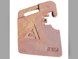 Used Suitcase Weight 75 lbs. Allis Chalmers 6060 6080 7080 7010 7040 7060 7045 7050 7020 7030 7000 70267881