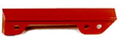 Straight Separator Bar - Chrome