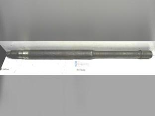 Shaft-rear Axle
