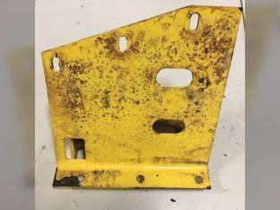 Used RH Weight Bracket New Holland L185 LS185 L190 LS180 C190 LS190 C185 L180 LT190B LT185B 87040222