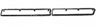 Paddle - Lower Shaft