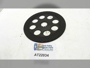 Disk-brake W/Facing