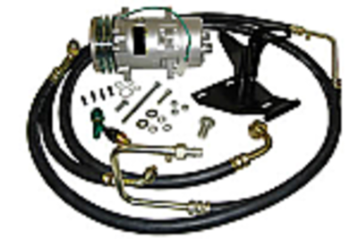 Compressor Conversion Kit - Tecumseh, York Upright to Seltec