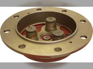 Carrier Flange Assembly